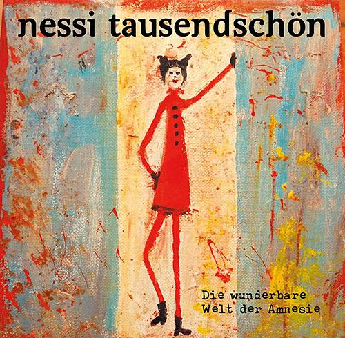 """CD-Cover vom Album """"Die wunderbare Welt der Amnesie"""""""