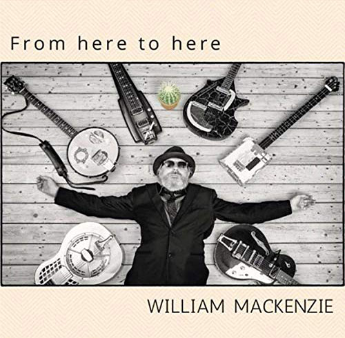 "CD-Cover vom Album ""From here to here"""