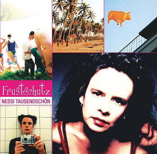 """CD-Cover vom Album """"Frustschutz"""""""