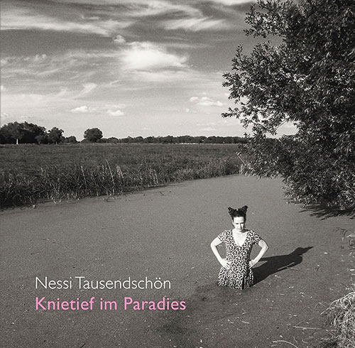 """CD-Cover vom Album """"Knietief im Paradies"""""""