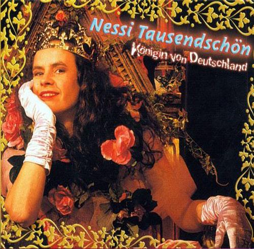 """CD-Cover vom Album """"Koenigin von Deutschland"""""""