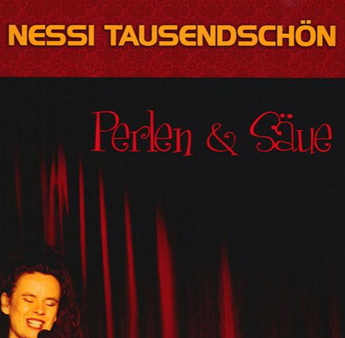 """CD-Cover vom Album """"Perlen & Saeue"""""""