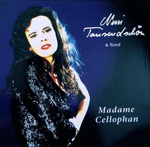 """CD-Cover vom Album """"Madame Cellophan"""""""